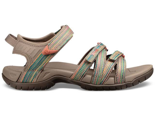 Teva Tirra Sandals Damen taupe multi